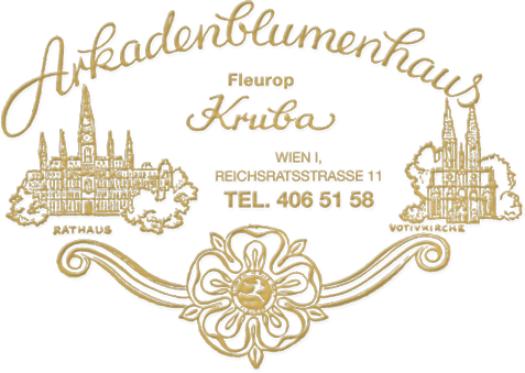 Arkadenblumen Brigitte Kruba - Logo